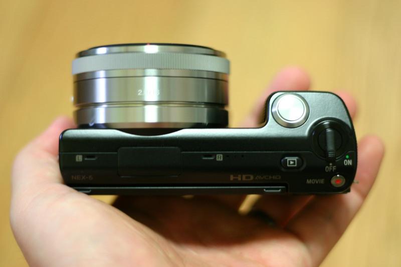 NEX-5 16mm 렌즈 파지 샷