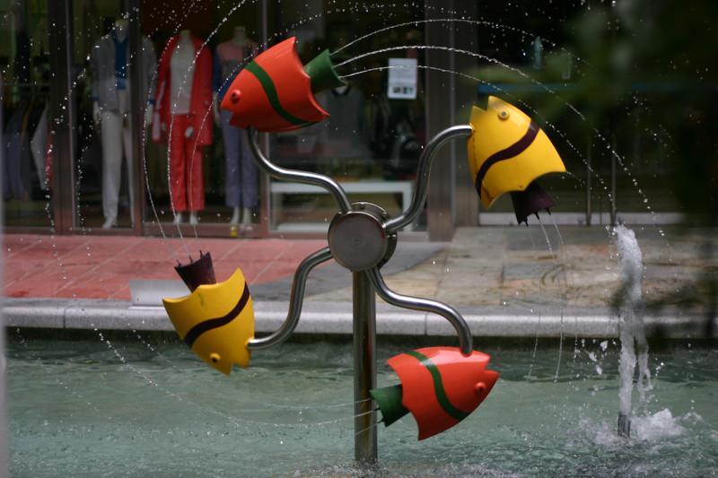 물고기 표정봐라