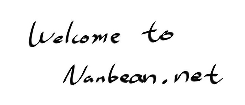 Welcome to nanbean.net