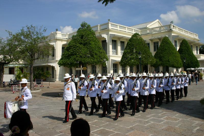 근위병 행진