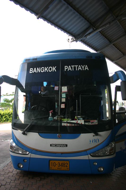 파타야-에까마이 버스